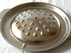 konvexer Grill