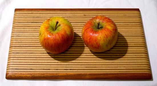 Äpfel: Topaz