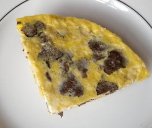 Trüffel-Omelette
