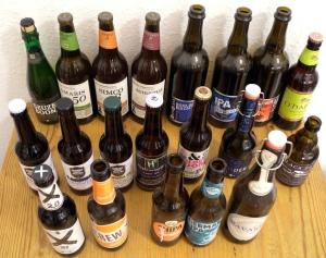 Einige Biere