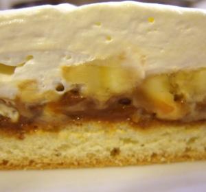 Banofee Pie, Karananenkuchen