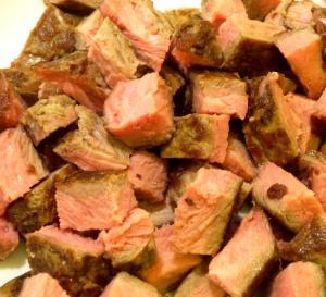 Rindfleischsalatfleisch